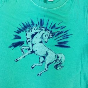 BDG Tops - BDG Urban Outfitters Unicorn Graphic Tee T-Shirt